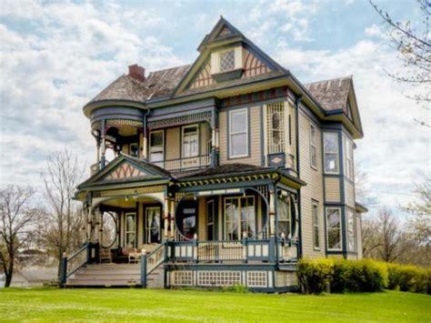 Queen Anne Victorian Mansion Interior Home Queen Anne