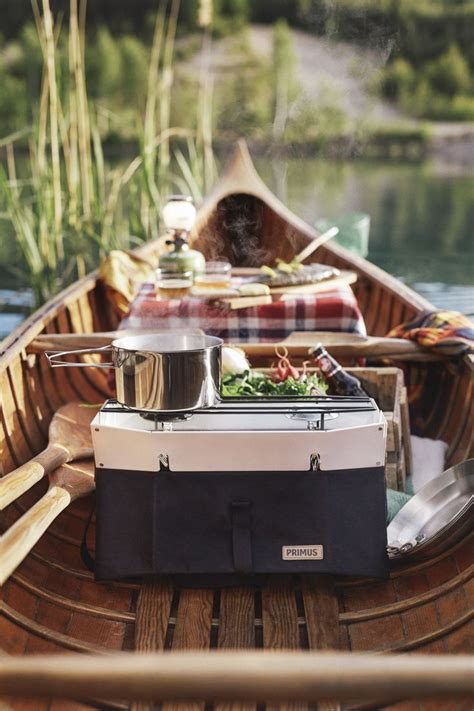 Picnic Food Ideas For Boating by A Picnic For Two In A Canoe Or Boat Is A
