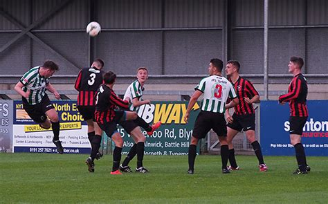 Reserve Match Photos | Blyth Spartans Reserves 3-1 Prudhoe ...