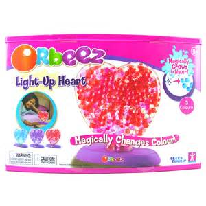 orbeez light up starter pack from character options wwsm