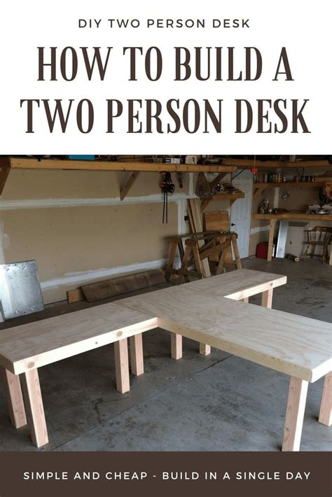 two person desk diy 3449 best get your creative on images on pinterest diy