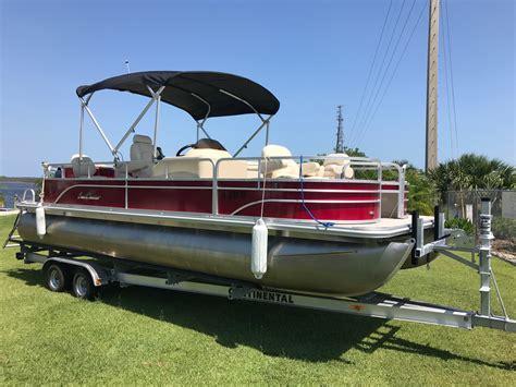 Pontoon Boats For Sale Fl by Pontoon Boat Rentals In Jacksonville Fl Sunchaser