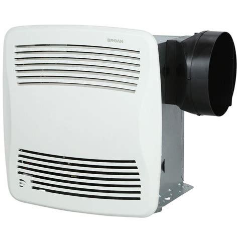 broan qtx series 110 cfm ceiling humidity sensing bath fan energy qualified