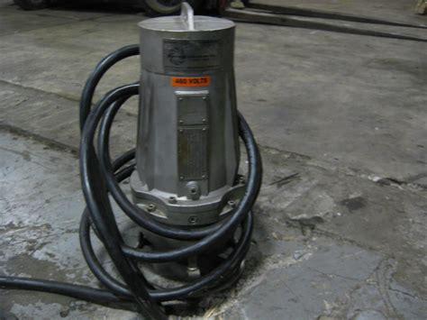 flygt submersible pump   sale