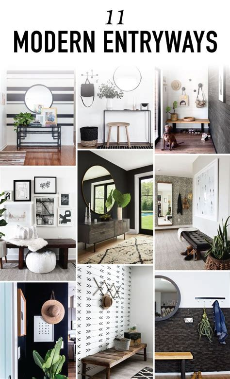 Entryway Decor Ideas by 11 Modern Entryway Decor Ideas To Copy In Your Own Home