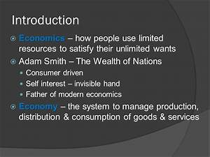 An Economic Way of Thinking - ppt video online download