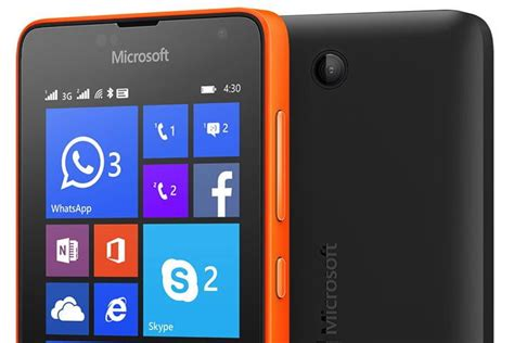 lumia 430 news features specification release digital trends