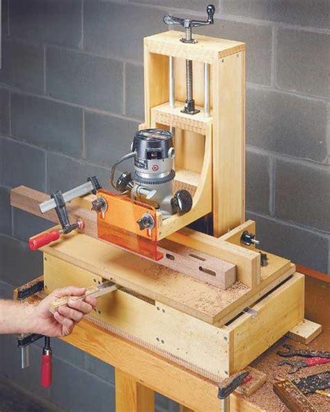 mortising machine woodworking plan   closer