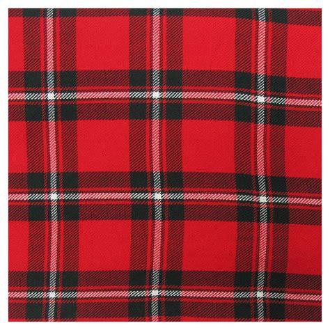 tartan plaid fabric material cloth 106 quot x 53 quot 268x135cm large choice