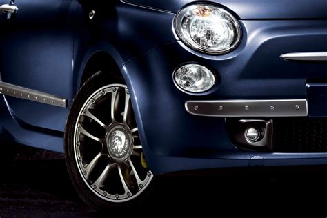 Fiat 500 By Diesel Upgraded With New Diesel (engine