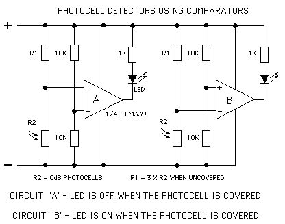 Voltage Comparators