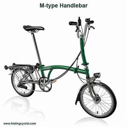 Brompton Bikes Folding Types Handlebar Riding Position
