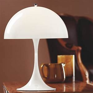 Lampe De Table Cinema : lampe de table panthella louis poulsen ~ Teatrodelosmanantiales.com Idées de Décoration