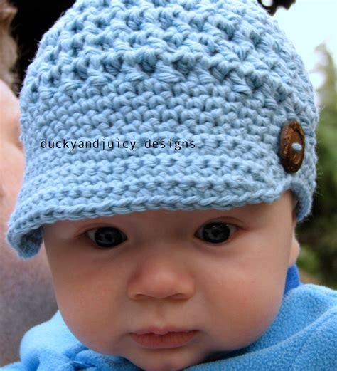 crochet baby hats baby crochet hat baby boy hat baby girl hat by ducklyandjuicy