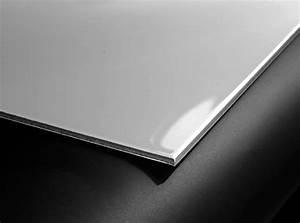 Panneau Laqué Blanc Brillant Sur Mesure : plaque sandwich alu 3 mm blanc soprinter le sp cialiste de l 39 impression num rique tous ~ Melissatoandfro.com Idées de Décoration