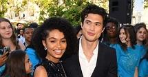 Yara Shahidi & Charles Melton Explain Why 'Love Is ...