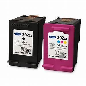 HP Deskjet 3632 Ink Cartridge - Black & Colour Ink ...