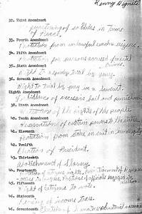 1954 8th Grade Civics Test