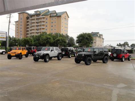 elite jeeps  destin fl  car dealership