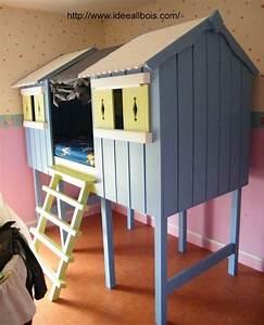 Lit Toboggan Ikea : lit cabanne ~ Premium-room.com Idées de Décoration