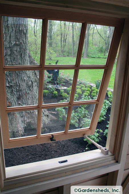 awning windows window  garden shed push  window hinged window barn window barn