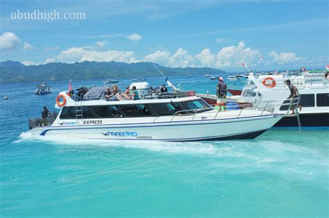 Speed Boat Ubud Gili by Not So Fast Bali To Lombok Gili Cat 2 Fast Boat Ferry