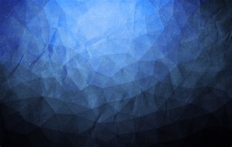 Wallpaper texture, blue, grunge, paper, triangle, polygon