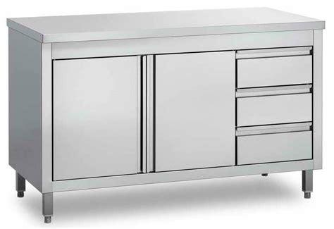 meuble de rangement de cuisine decoration meuble avec plan de travail meuble rangement