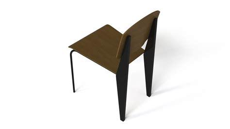 chaise jean prouvé prouve chaise flyingarchitecture
