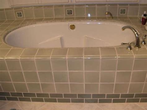 Tiling A Bathtub Deck by Undermount Tub Ceramic Tile Advice Forums Bridge
