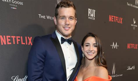 The Bachelorette's Colton Underwood Used to Date Aly