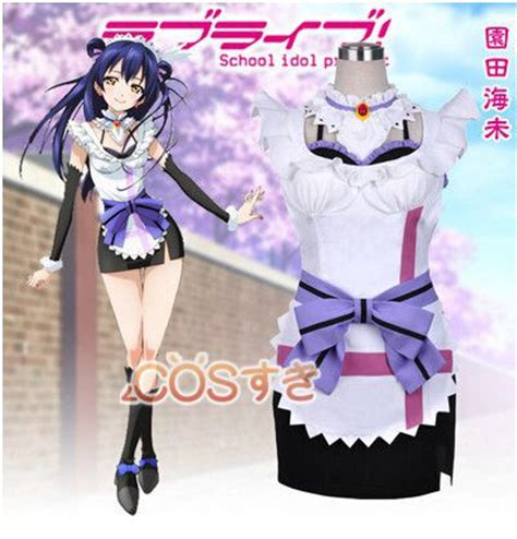 Aliexpress.com  Buy Free Shipping ! LoveLive! School Idol Project Umi Sonoda Anime Servant Girl ...