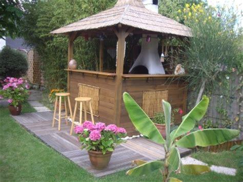petit cuisine déco jardin terrasse exotique