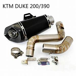 Motorcycle Exhaust Pipe Muffler Modified Motorbike Exhaust