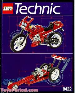 Lego 8422 Circuit Shock Racer Set Parts Inventory And