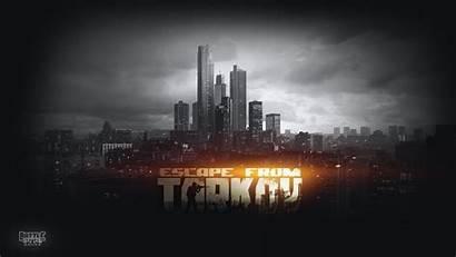 Tarkov Escape Eft 1080p Battlestate Games Desktop