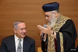 Chief rabbi urges Netanyahu to speak out against US anti ...