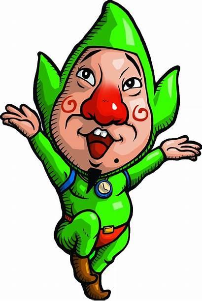 Tingle Zelda Legend Rosy Rupeeland Wikia Universe
