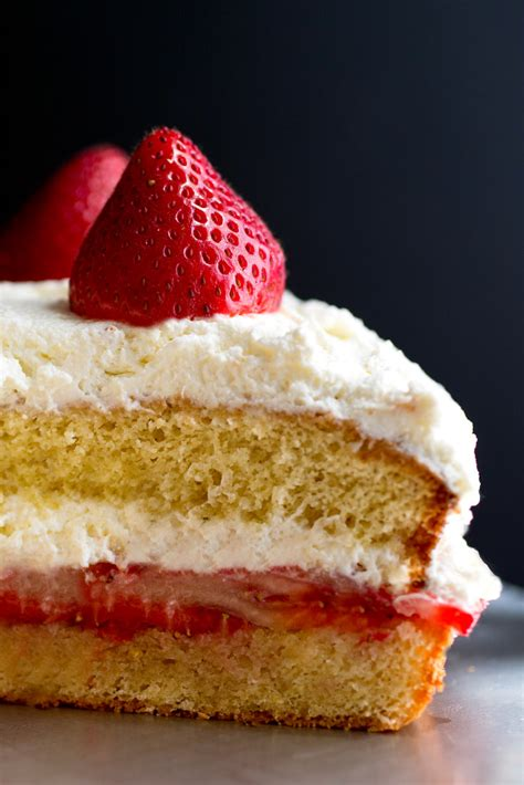 strawberry shortcake  lemon pepper syrup recipe nyt