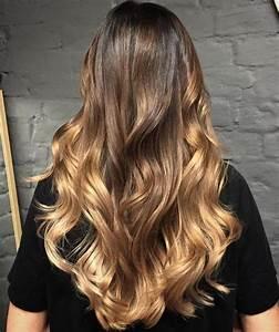 Ombré Hair Blond Foncé : blonde ombre hair to charge your look with radiance ~ Nature-et-papiers.com Idées de Décoration