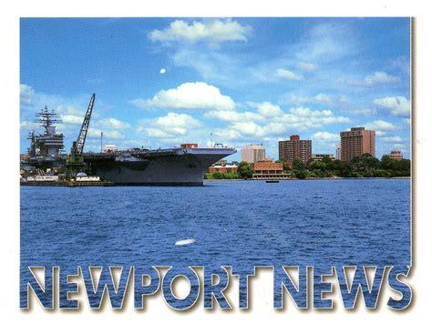 my postcards newport news virginia