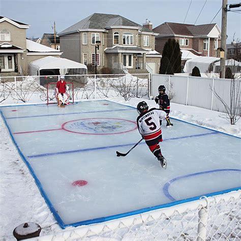 Best Backyard Hockey Rinks by Backyard Rink Rinks Backyard Rink Rink