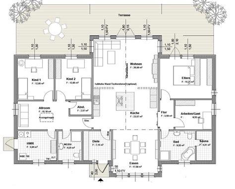 Grundrisse Für Bungalows by Bildergebnis F 252 R Grundriss Bungalow Quadratisch Projekt