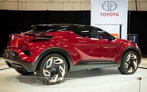 Futur Auto : toyota c hr concept galerie photo 2 20 le guide de l 39 auto ~ Gottalentnigeria.com Avis de Voitures
