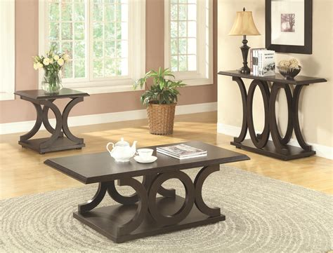Contemporary End Tables For Living Room by Coffee Tables C Shaped Coffee Table Co 703148