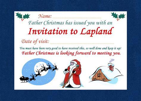 invitation  lapland rooftop post christmas printables