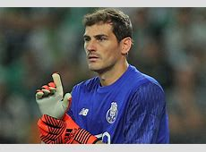 Liverpool news Iker Casillas agent discusses Anfield
