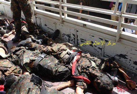 Yemen Rights Monitor Massacre Of Soliders By Suicide