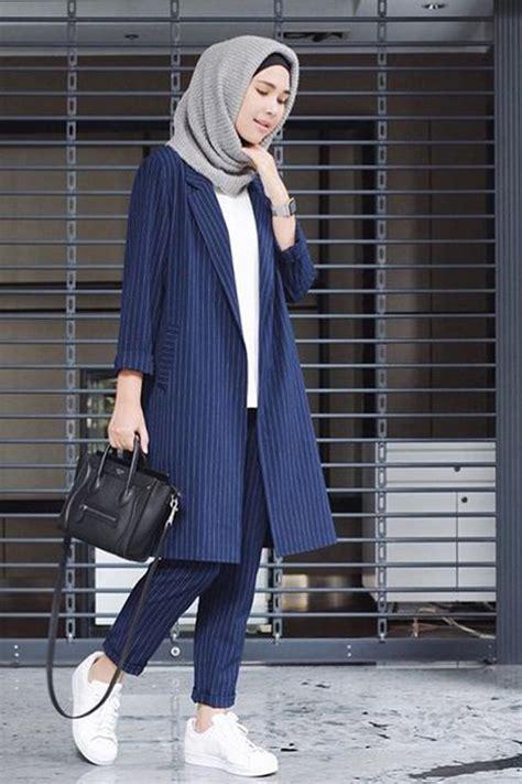 modern hijab street style