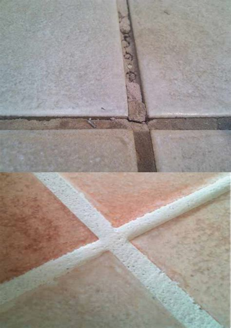 change color of grout lines clean marble granite